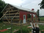 Lessons learned during the construction of our Cleary pole barn